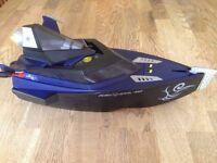 Playmobil Spy boat