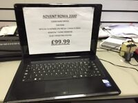 "Advent Roma 15.6"" Laptop **Must See**"