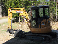 Watling Construction-Mini Excavator Services