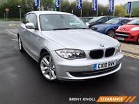 2010 BMW 1 SERIES 116i [2.0] Sport 3dr