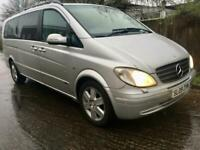 2009 FACELIFT MERCEDES VIANNO EXECUTIVE 8 SEATER 3,0CDI SPORT * NICE SPEC *