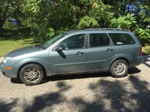 2005 Ford Focus SES Wagon