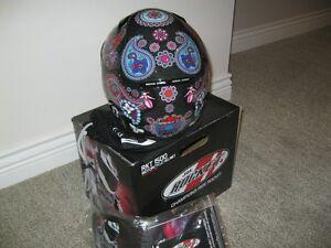 Ladies Joe Rocket Motorcycle Helmet