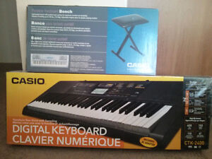 Keyboard digital Casio