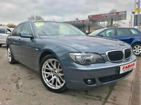2008 BMW 730d SE Auto **Nav - Heated Leather - Full History - Stunning Example**