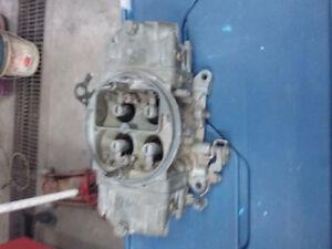 Holler 650 carburetor