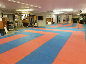 SPACE FOR RENT - ideal for martial arts, fitness.  Eves, weeknds