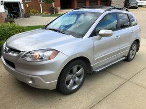 Original Owner 2007 Acura RDX AWD Tech with low low KM