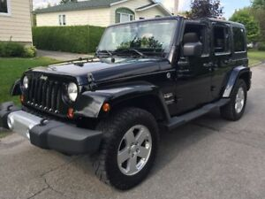 2011 Jeep Wrangler Unlimited VUS