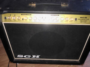 1 12 guitar amp SGH scorpion