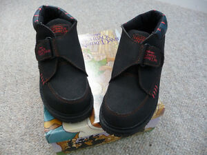 Brand New Hunchback of Notre Dame Black Booties-Child's Size 11 London Ontario image 2