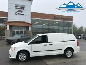 2013 Ram Cargo Van   ACCIDENT FREE, READY TO WORK, WINTER TIRES!