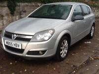 Vauxhall/Opel Astra 1.6i 16v ( a/c ) 2005MY Life