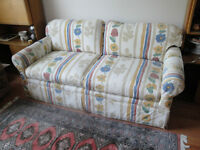 QUEEN SIZE SOFA BED MADE BY CAMEO