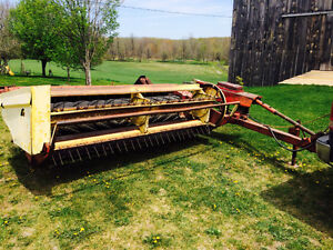 New holland 9 foot haybine