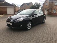 2013 Ford Focus 1.0 EcoBoost Titanium, One Year MOT, service History
