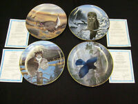 Terry McLean collector plates