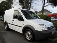FORD TRANSIT CONNECT 1.8 TDCi T200 SWB COMPLETE WITH M.O.T HPI CLEAR INC