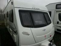 2012 Lunar Lexon 540 4 Berth Caravan