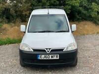 2010 Vauxhall Combo 2000 1.7CDTi 16V Crew Van ++ NO VAT ++ AIR CONDITIONING - LO