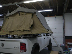 Cap-it Roof Top or Truck Rack Mounted Tent by ARB of Australia Revelstoke British Columbia image 5