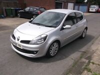 Renault Clio sport 1.4 s with air filter 2006