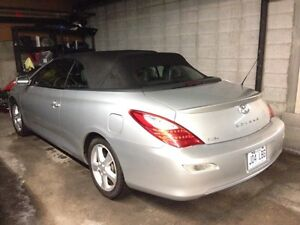 2007 Solara SLE convertible  West Island Greater Montréal image 10