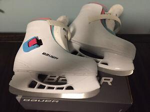 Bauer skates (girl)