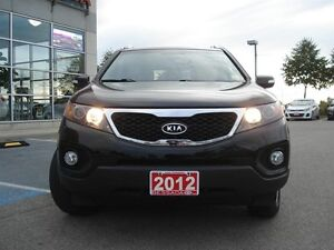 2012 Kia Sorento 2.4L LX AWD at