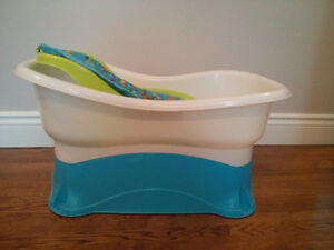 Baby Bath tub with stand