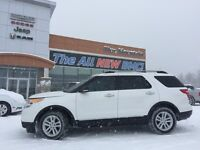 2014 Ford Explorer XLT  ACCIDENT FREE, CD/MP3/SAT/BLUETOOTH/BACK