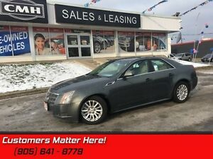 2011 Cadillac CTS 3.0   AWD LEATHER *CERTIFIED*