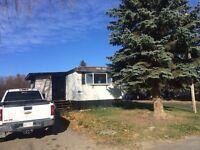 2 Bedroom trailer in Lacombe