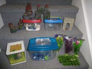Aquarium Lot pour poisson Décorations