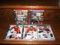 PS3 Jeu Cassettes / Games Laval / North Shore Greater Montréal Preview