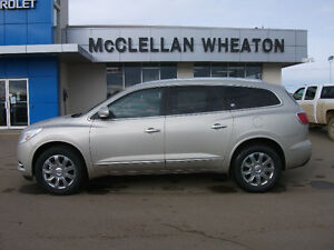 2017 Buick Enclave AWD - 3rd Row Seating | Power Liftgate
