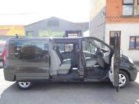 Vauxhall Vivaro 2.5CDTI LWB sport 6 seat factory fitted crew cab van (4)