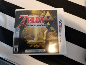 Nintendo 3DS The Legend of Zelda A Link between Two Worlds