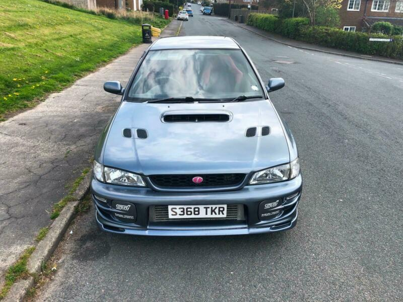 Subaru Impreza WRX STI Type R DCCD | in Bacup, Lancashire | Gumtree