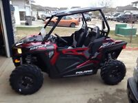 900 Polaris RZR EPS