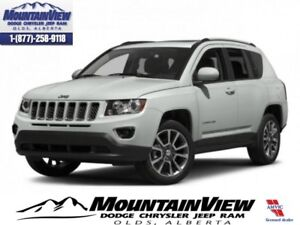 2015 Jeep Compass Sport  - Sunroof -  Leather Seats