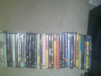 Various DVD's  $3 each or all 33 for just $45