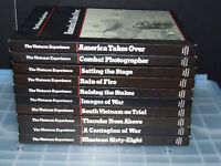 Time Life Books - Vietnam - 10 Book Lot - NEW - $6/Book