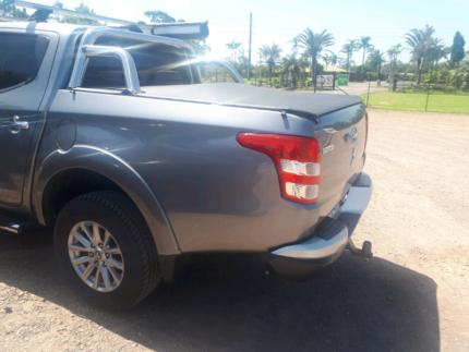 Triton MQ tub gunmetal grey colour Corlette Port Stephens Area Preview