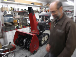 Experienced Service for all Honda Snowblowers Moose Jaw Regina Area image 8