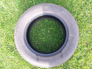 4 Tires Uniroyal Tiger Paw M+S 195/65R15 30000km 2 years old