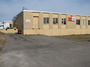 Private Loading Dock- Entrance & Utilities Included