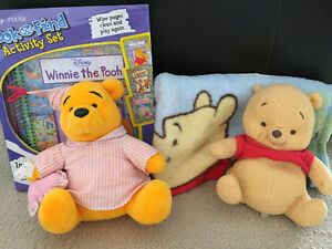 All about Winnie The Pooh Cambridge Kitchener Area image 1