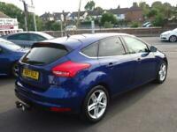 2017 FORD FOCUS ZTEC EDITION ONLY 36K MILEAGE 1 FORMER OWNER EURO 06