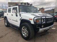 2006 56 HUMMER H2 6.0 H2 SUT PICK UP-RIGHT HAND DRIVE-RHD BOSE